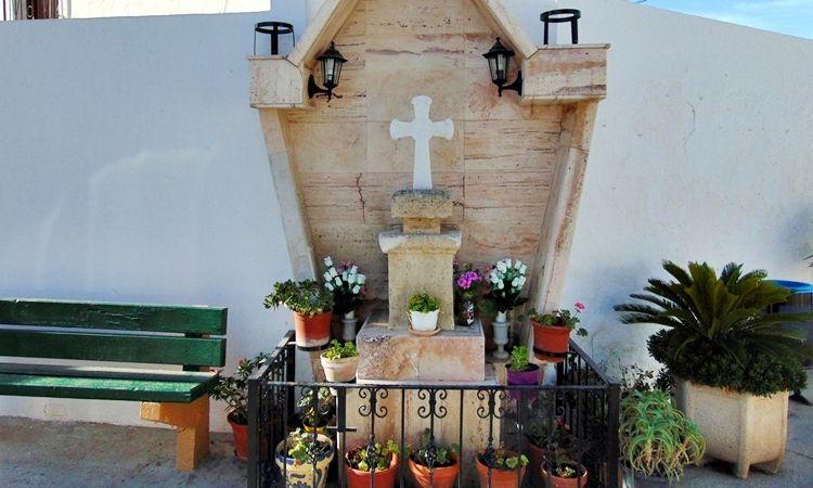 Ermita de la Cruz (Cruz de Abajo) (Alhama de Almería)