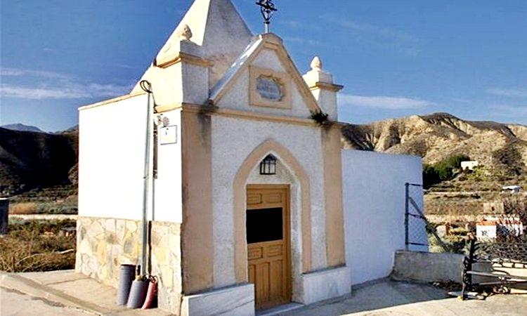 Ermita de las Ánimas (Alsodux - Almería)