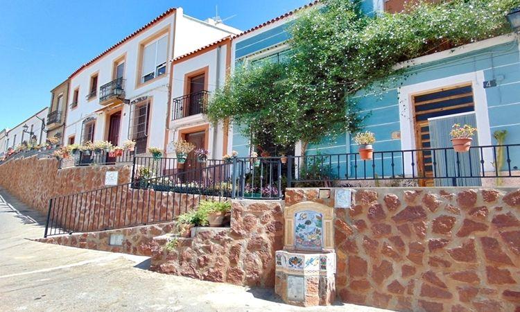 Bentarique (Almería)