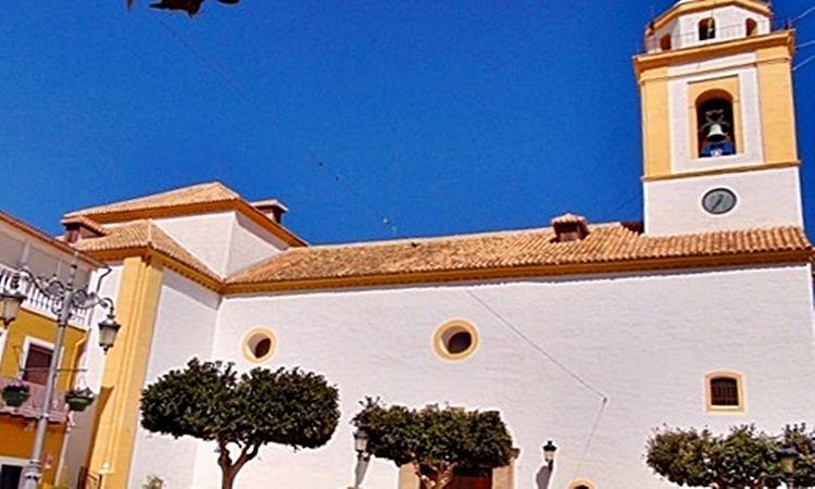 Iglesia de la Santa Cruz del Voto (Canjáyar - Almería)