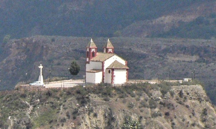Ermita de San Blas (Canjáyar - Almería)