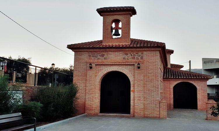 Ermita de la Virgen de las Angustias (Fondón - Almería)