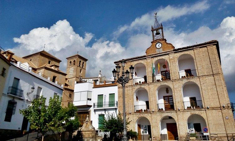 Ayuntamiento (Laujar de Andarax - Almería)