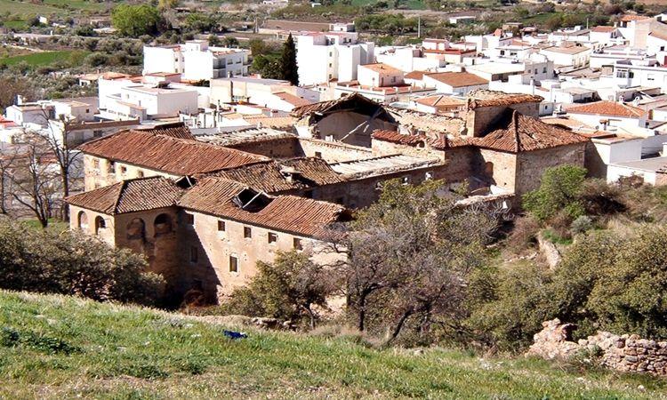 Antiguo Convento de San Pascual Bailón (Laujar de Andarax - Almería)
