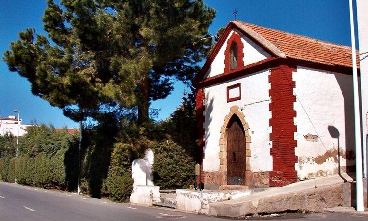 Ermita de las Ánimas (Laujar de Andarax - Almería)