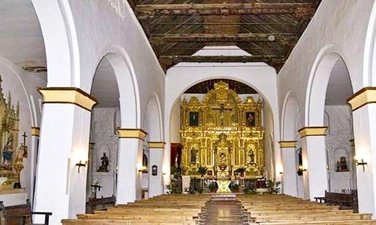 Iglesia de San Juan Evangelista (Paterna del Río - Almería)