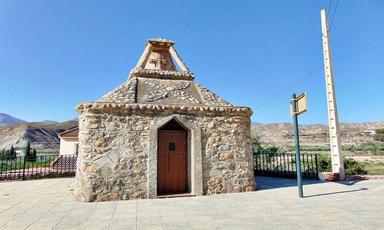 Ermita del Santo Cristo (Santa Cruz de Marchena - Almería)