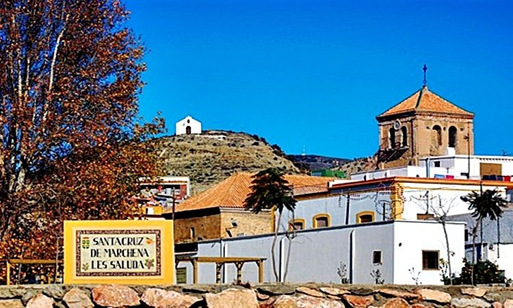 Santa Cruz de Marchena (Almeria)