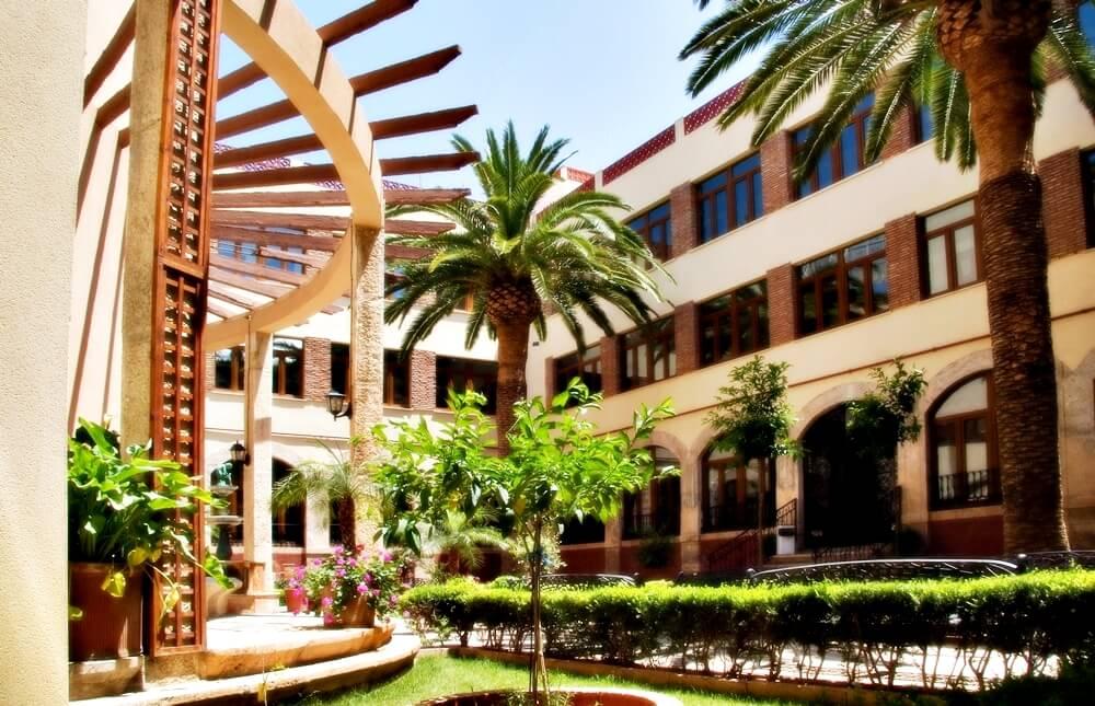 Hotel Balneario San Nicolás - Alhama de Almería