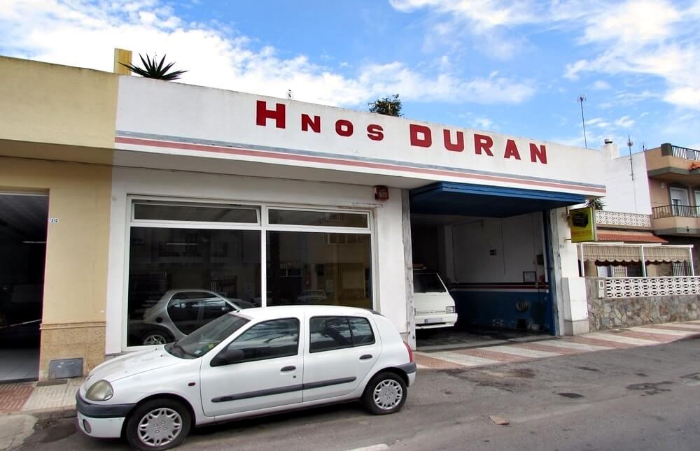 Hermanos Duran workshop - Roquetas de mar
