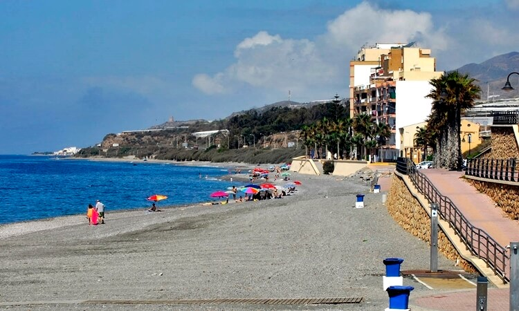 La Caracola Beach (Adra)