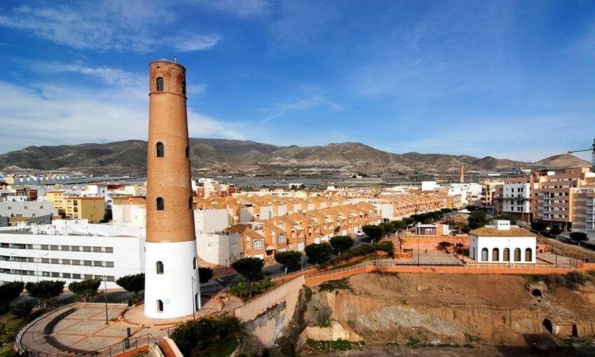 Fábrica de fundición de plomo San Andrés (Adra)