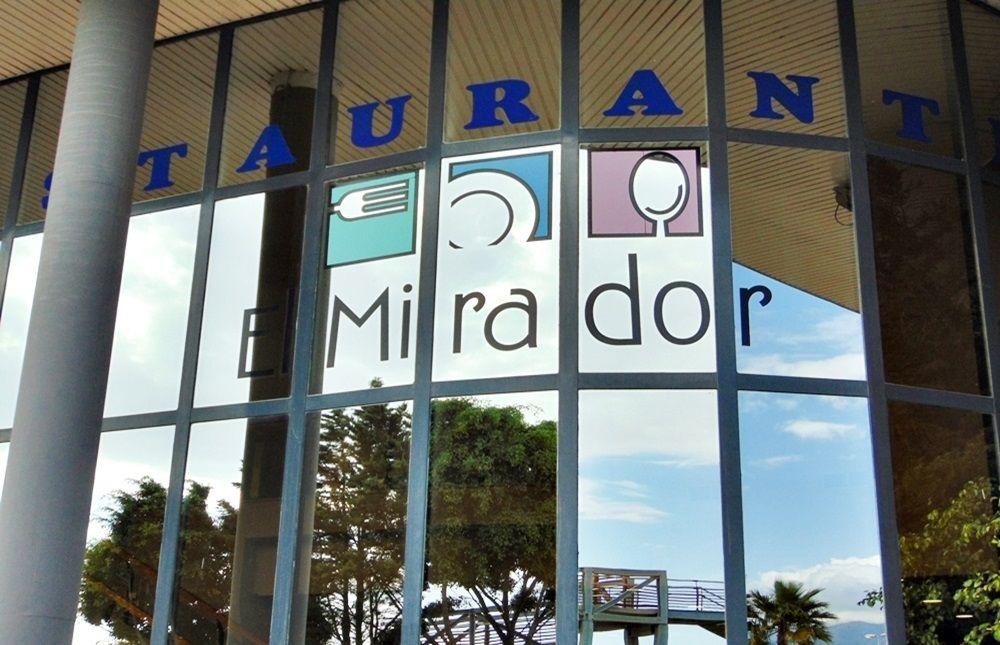El Mirador Coffee shop - El Ejido