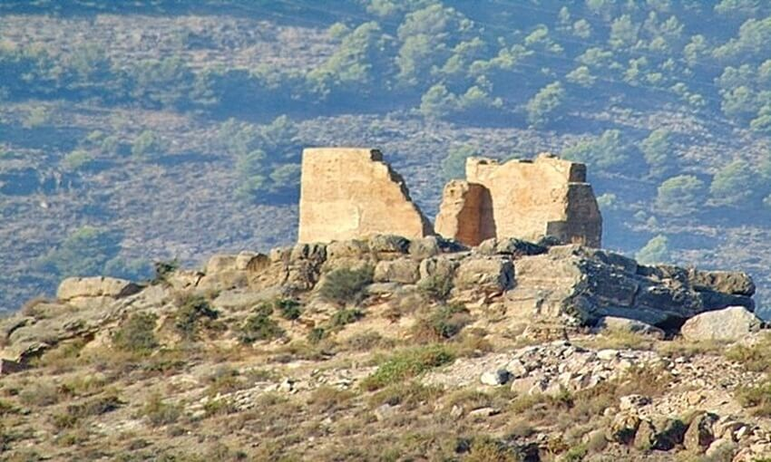 Torre de La Garita (Dalías - Almería)