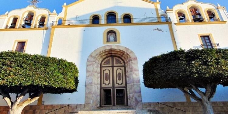 Iglesia de Sta. Mª de Ambrox - Dalías