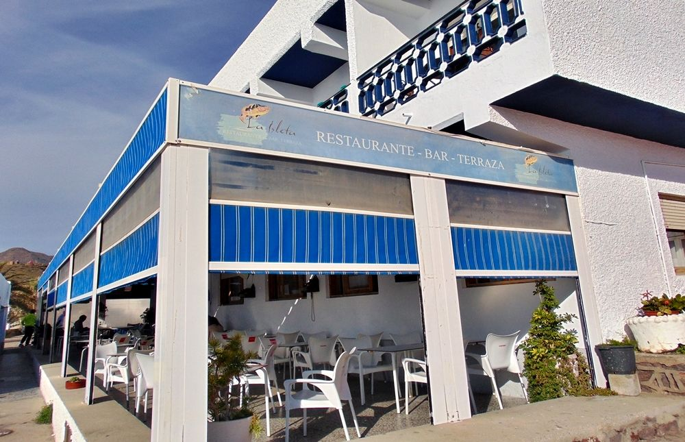 La Isleta Restaurant - La Isleta del Moro (Almeria)
