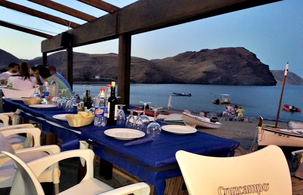 Restaurante Las Barcas (Las Negras - Almería)