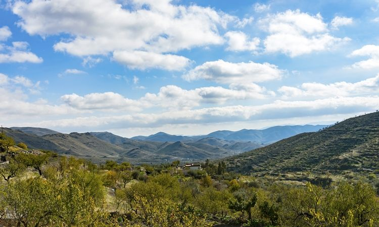 Sierra de los Filabres (Almeria)