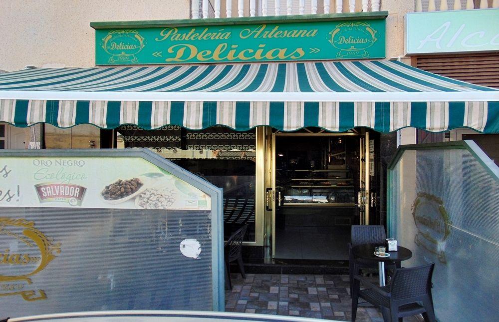 Pastelería Las Delicias - Roquetas de Mar