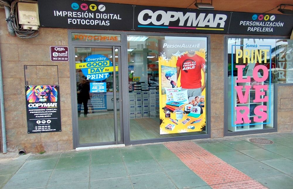 Copymar - Almeria