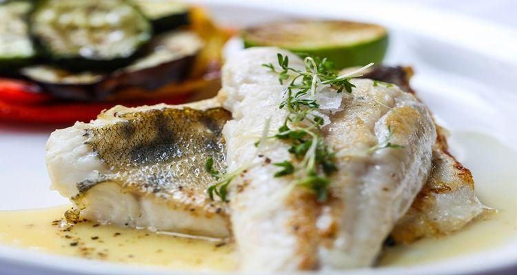 Pescado cocinado