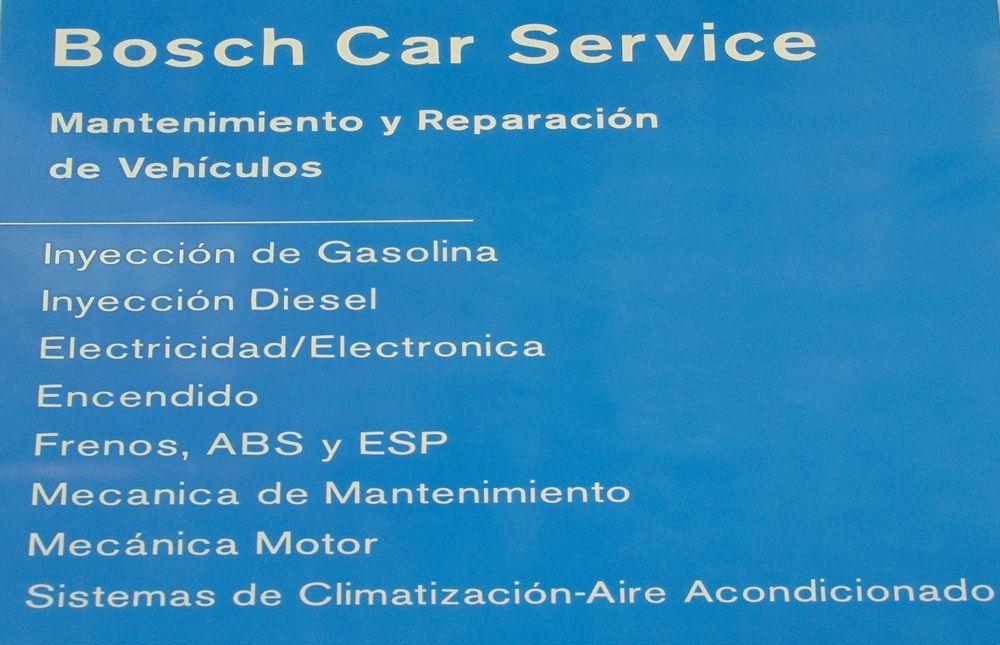 Bosh Car Service - Roquetas de Mar