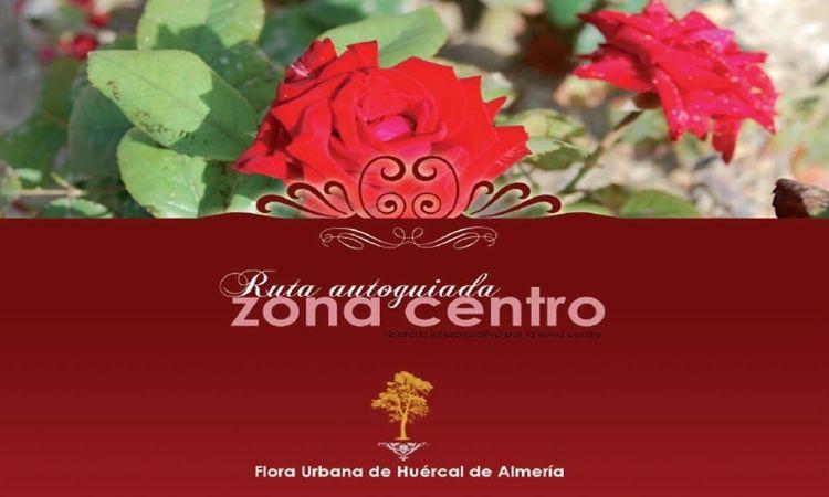 Ruta Autoguiada Zona Centro (Huercal de Almería)