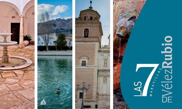 Las 7 Maravillas de Vélez-Rubio