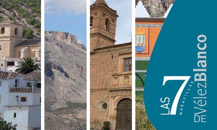 Las 7 Maravillas de Vélez-Blanco