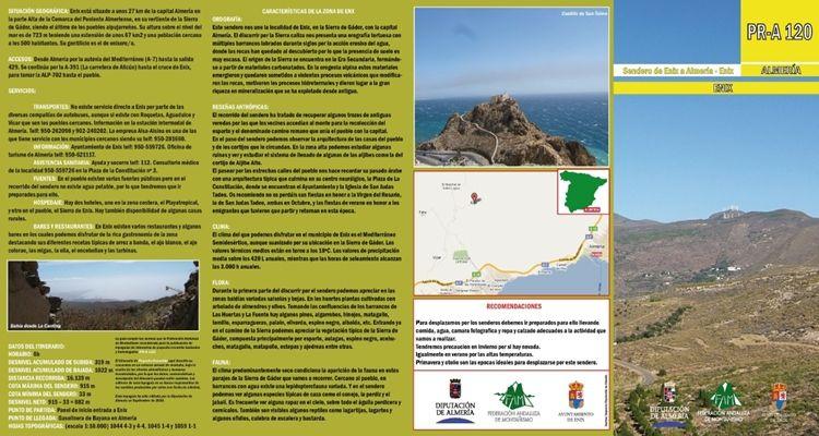 Sendero Enix - Almería