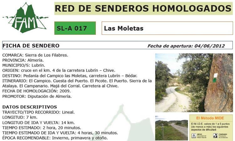 Las Moletas (Lubrín)