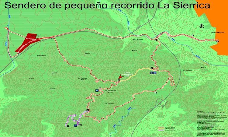Sendero La Sierrica (Huércal-Overa)