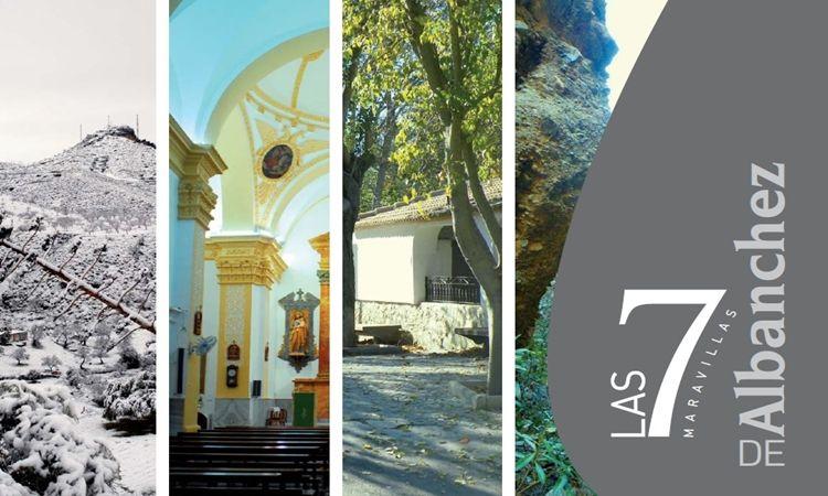 Las 7 Maravillas de Albánchez