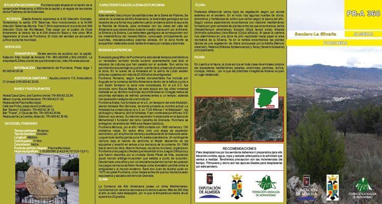 Sendero La Silveria (Purchena)