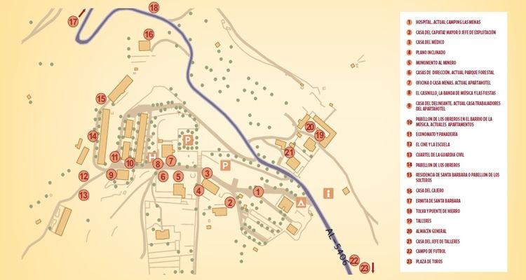 Ruta Histórica Las Menas (Serón)