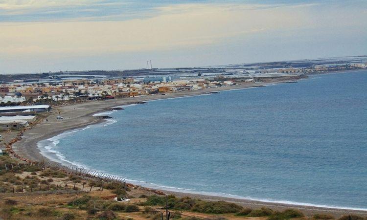 Playa de Balanegra (Balanegra - Almería)