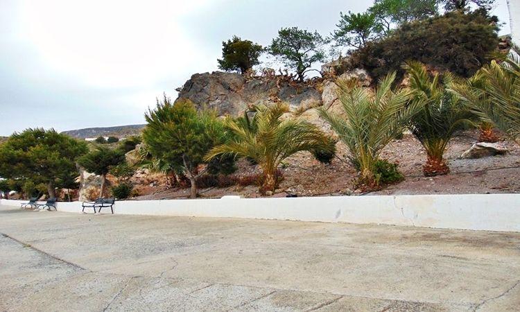 Mirador Ermita de San Roque (Felix - Almería)