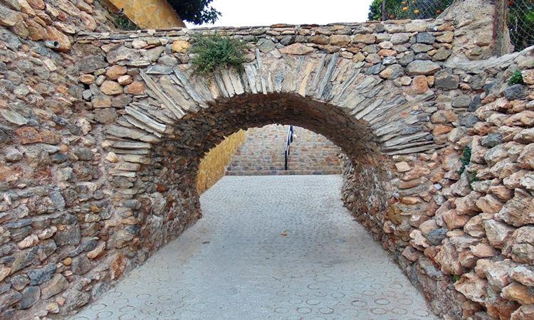Arco del Barranquillo (Felix - Almería)