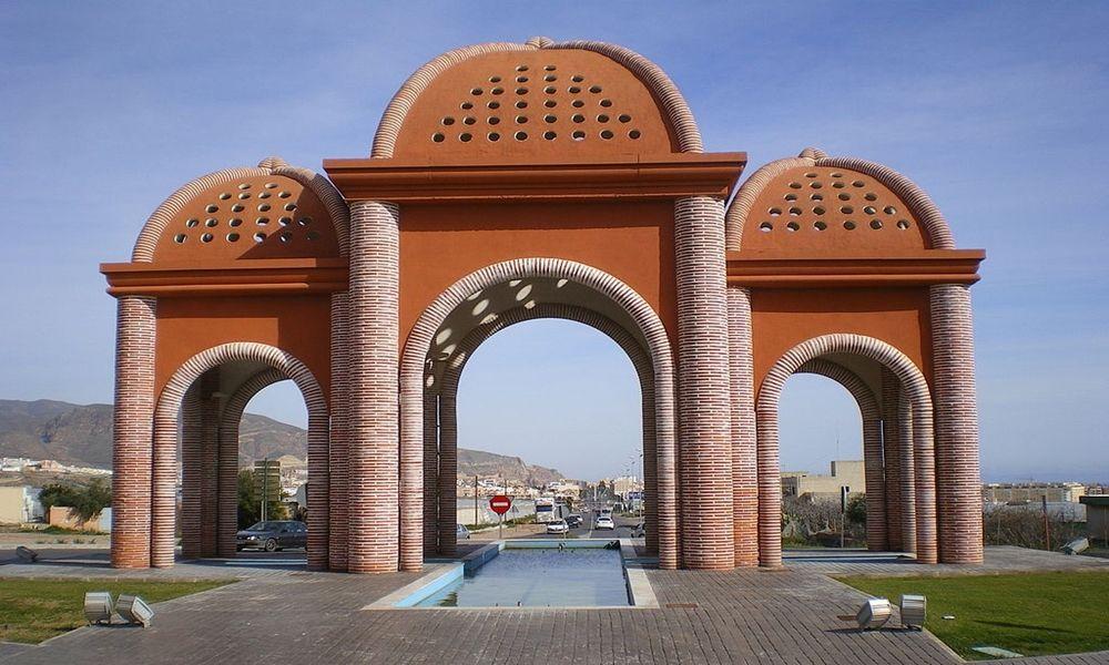 Puerta de Vícar