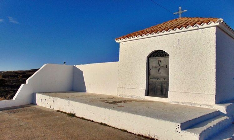 Ermita del Cerro de la Cruz (Benahadux - Almería)