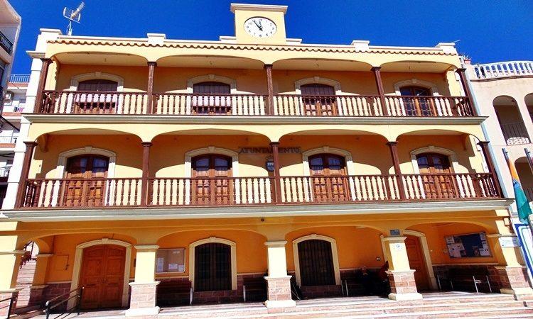 Ayuntamiento (Gádor - Almería)