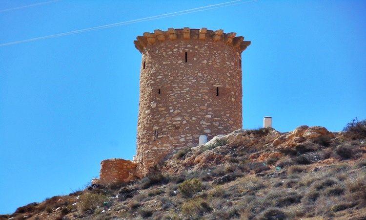 Torre de Cárdenas (Huércal de Almería - Almería)