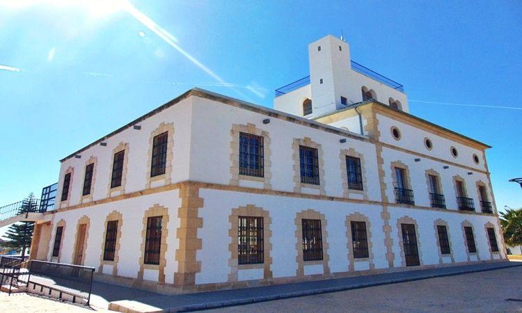 Cortijo de las Mascaranas (Huércal de Almería - Almería)