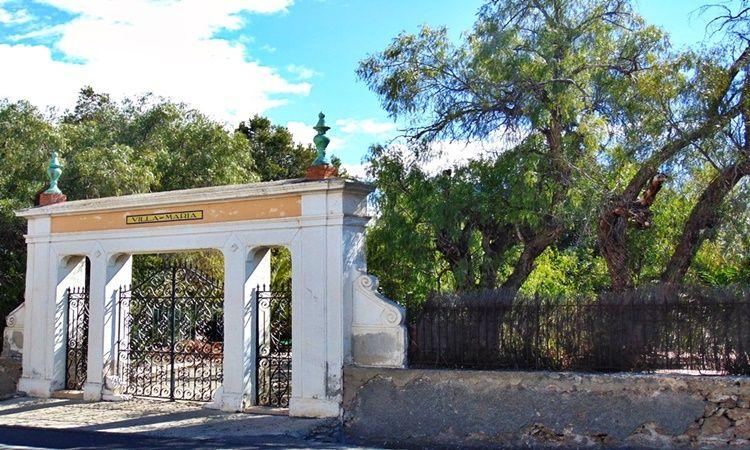Cortijo Villa María (Huércal de Almería - Almería)
