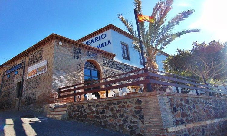 Manantial de Sierra Alhamilla (Pechina - Almería)