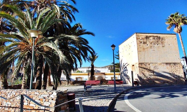 Torre Nazarí (Santa Fe de Mondújar - Almería)