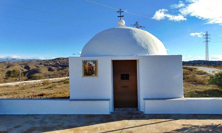 Ermita de la Virgen del Carmen (Santa Fe de Mondújar - Almería)