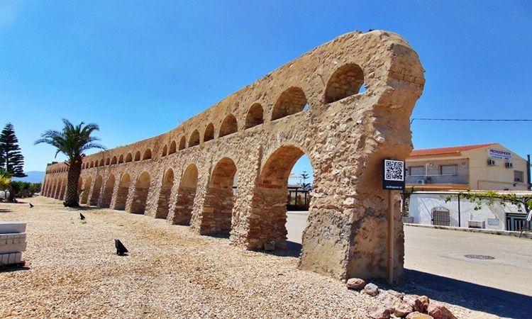 El Real Aqueduct (Antas - Almeria)