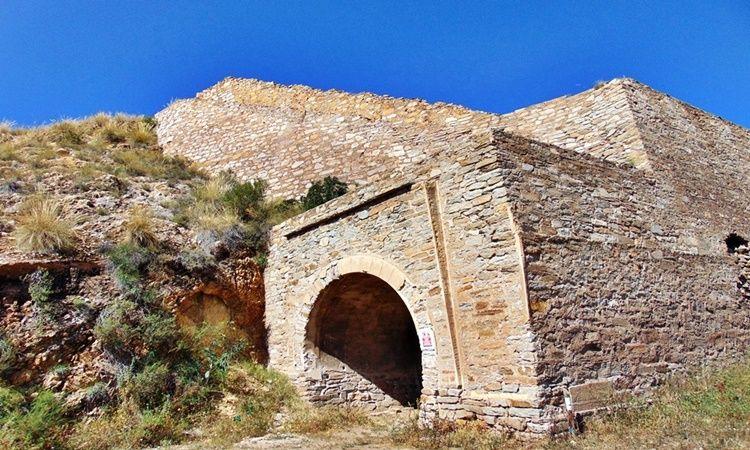Loading station (Bedar - Almeria)