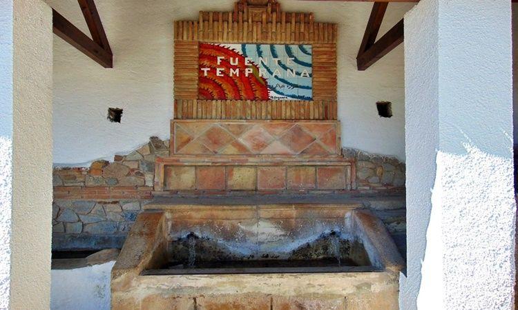 Temprana Fountain (Bedar - Almeria)